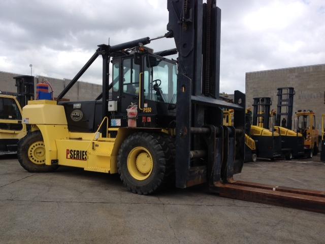 Diesel Mine Spec Forklifts | PRIME FORKLIFTS-Big forklift